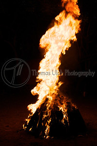 This is the fire heating the rocks for the Temascal. A Temascal is a Mayan ceremony the purpose of which is to both give thanks and to ask for any help that one may need.