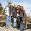 Le Gang at Sandbanks park lookout