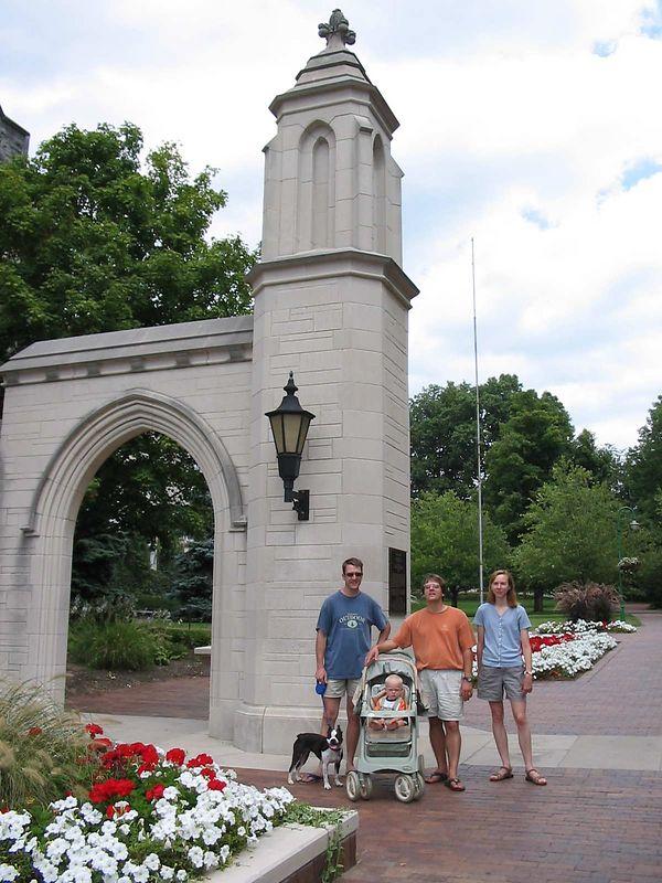 Bloomington, Indiana - Limestone Capitol of the World