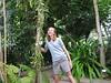 Dr  Tara show us IU Botanical Garden