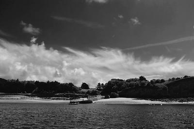 Landing Jetty, Caldey Island