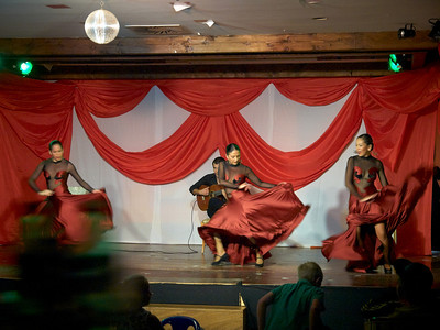 Flamenco show at Hotel Isabel Familily, nr 47