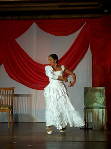 Flamenco show at Hotel Isabel Familily, nr 35