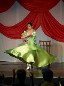 Flamenco show at Hotel Isabel Familily, nr 23