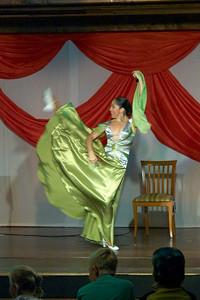 Flamenco show at Hotel Isabel Familily, nr 22