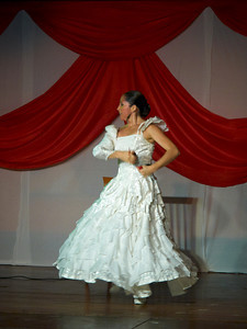 Flamenco show at Hotel Isabel Familily, nr 34