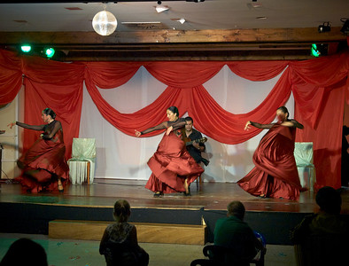 Flamenco show at Hotel Isabel Familily, nr 46