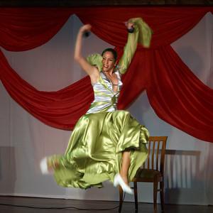 Flamenco show at Hotel Isabel Familily, nr 26