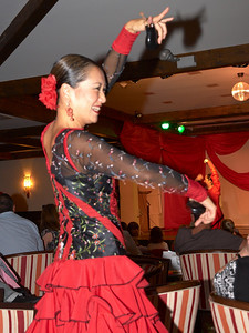 Flamenco show at Hotel Isabel Familily, nr 02
