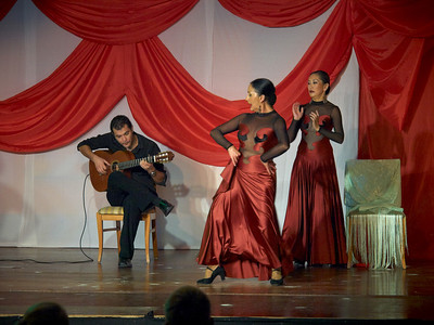 Flamenco show at Hotel Isabel Familily, nr 50