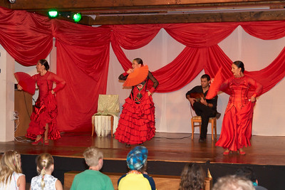 Flamenco show at Hotel Isabel Familily, nr 05