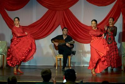 Flamenco show at Hotel Isabel Familily, nr 11
