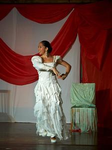 Flamenco show at Hotel Isabel Familily, nr 32