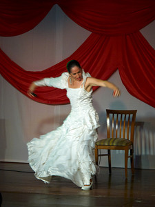 Flamenco show at Hotel Isabel Familily, nr 33