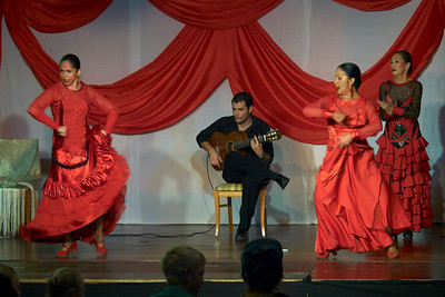 Flamenco show at Hotel Isabel Familily, nr 12