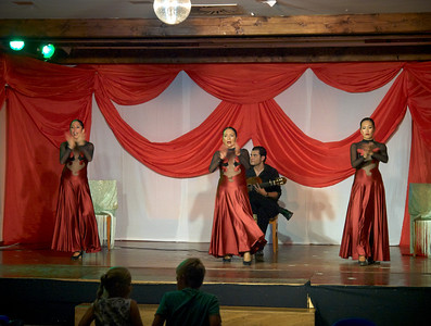 Flamenco show at Hotel Isabel Familily, nr 44