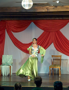 Flamenco show at Hotel Isabel Familily, nr 20