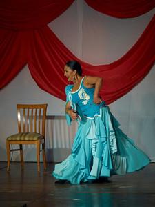 Flamenco show at Hotel Isabel Familily, nr 29