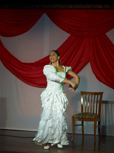Flamenco show at Hotel Isabel Familily, nr 31