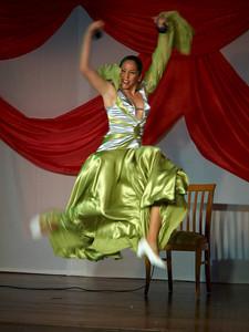Flamenco show at Hotel Isabel Familily, nr 25