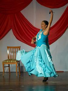 Flamenco show at Hotel Isabel Familily, nr 30