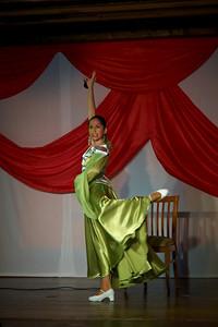 Flamenco show at Hotel Isabel Familily, nr 28