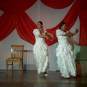 Flamenco show at Hotel Isabel Familily, nr 40