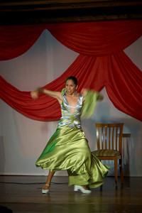 Flamenco show at Hotel Isabel Familily, nr 27