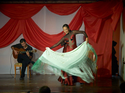 Flamenco show at Hotel Isabel Familily, nr 51