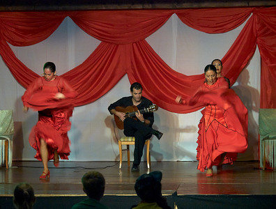 Flamenco show at Hotel Isabel Familily, nr 16