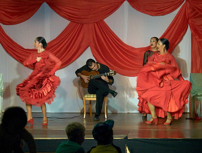 Flamenco show at Hotel Isabel Familily, nr 18