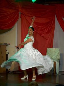 Flamenco show at Hotel Isabel Familily, nr 36