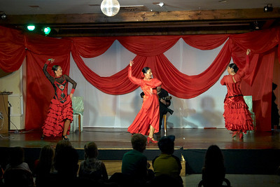 Flamenco show at Hotel Isabel Familily, nr 09