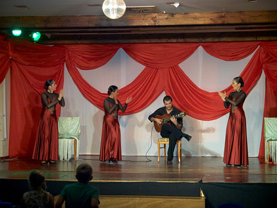 Flamenco show at Hotel Isabel Familily, nr 43