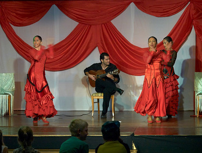 Flamenco show at Hotel Isabel Familily, nr 15