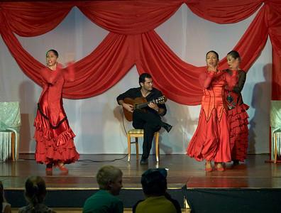 Flamenco show at Hotel Isabel Familily, nr 15