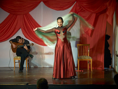 Flamenco show at Hotel Isabel Familily, nr 52