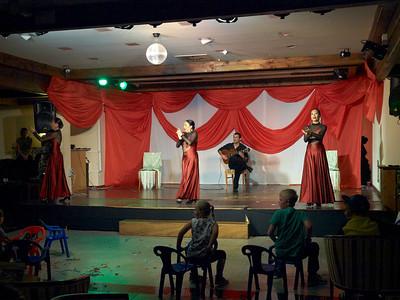 Flamenco show at Hotel Isabel Familily, nr 48