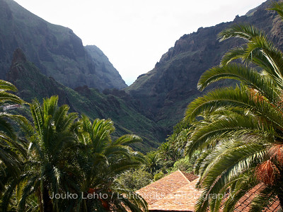 Masca Valley and Parque Rural de Teno