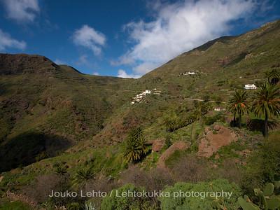 Masca Valley and Parque Rural de Teno