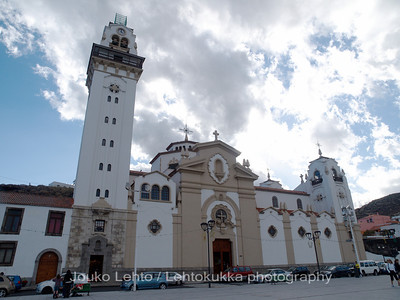 The church of Candelaria