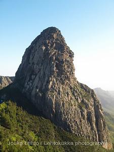 Rogue de Agando, La Gomera