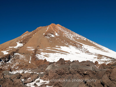 The top of Teide