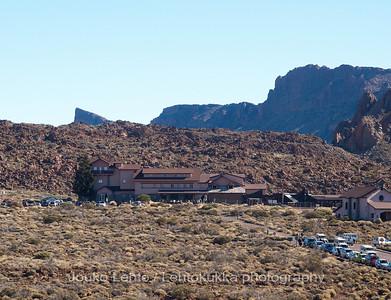 The trip to Teide