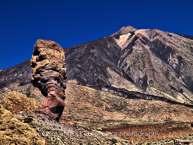 A view to Teide