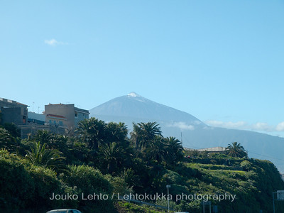 View to Teide