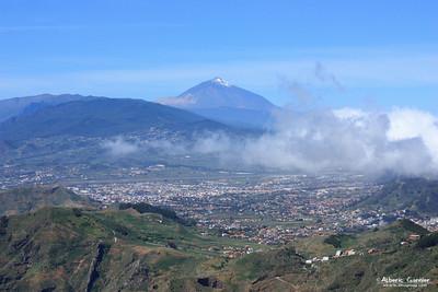 El Teide (Depuis Anaga)