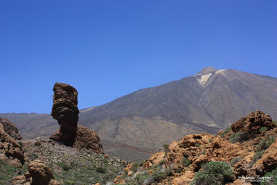 Parc National El Teide (Roque de Garcia)