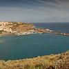 Blick auf San Sebastián... Jetzt aber schnell zurück, denn die nächste Fähre nach Teneriffa ist unsere!