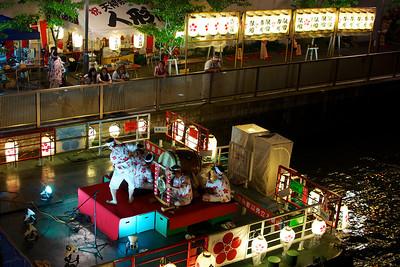 Osaka Tenjin Matsuri 2012